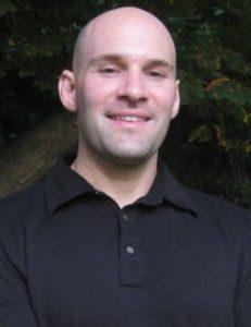 Elixinol team member Gabriel Ettenson